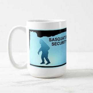 Sasquatch Security - Oregon Coffee Mug