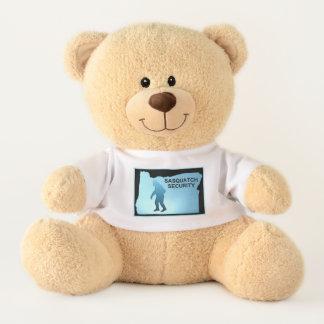 Sasquatch Security - Oregon Teddy Bear