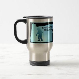 Sasquatch Security - Oregon Travel Mug