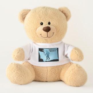 Sasquatch Security - Washington Teddy Bear
