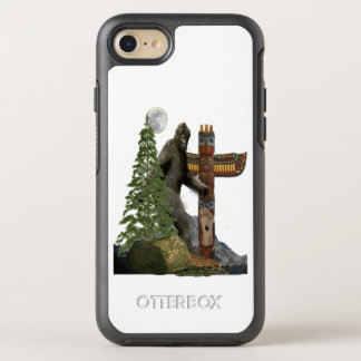Sasquatch t-shirts OtterBox symmetry iPhone 8/7 case