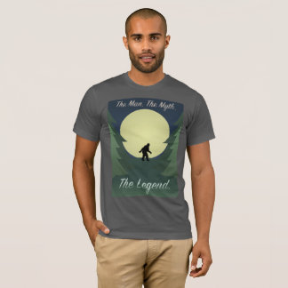 "Sasquatch ""The Man The Myth The Legend"" Shirt"