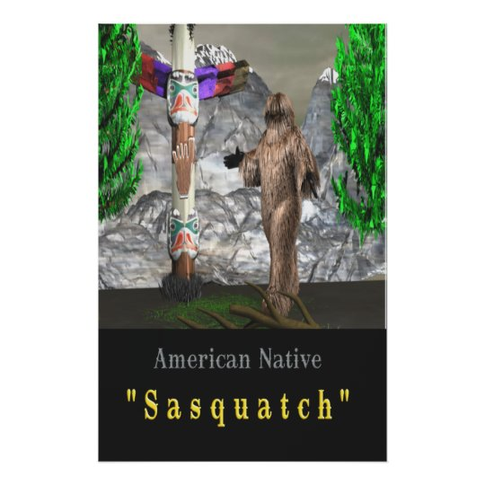 sasquatchposter999 poster