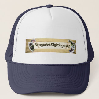 sasquatchsightings.org logo hat