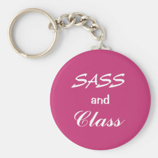 Sass and class keychain. keychain