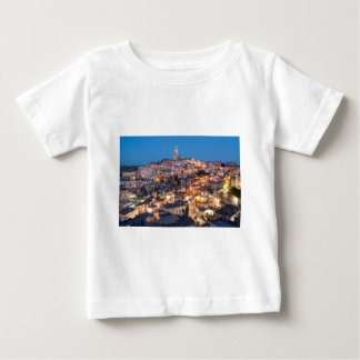 Sassi di Matera, Italy Baby T-Shirt