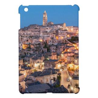 Sassi di Matera, Italy iPad Mini Cases