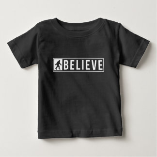 Sassquatch Believe Baby T-Shirt