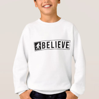 Sassquatch Believe Sweatshirt