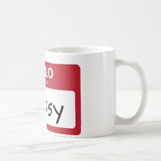sassy 001 coffee mug