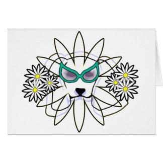 Sassy Beagle Card