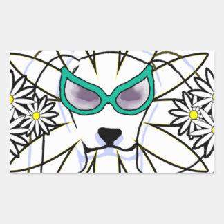 Sassy Beagle Sticker