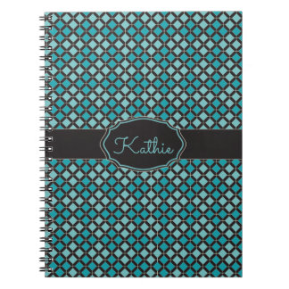 Sassy Custom Diamond Notebook 03