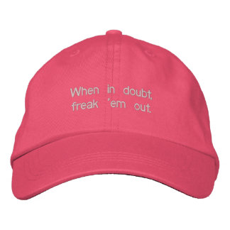 Sassy Gurl Moments Embroidered Hat