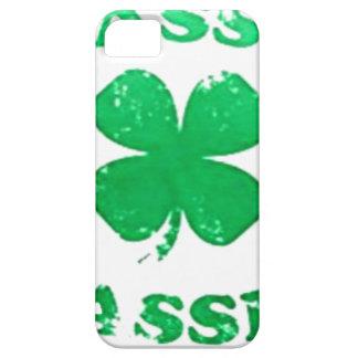 sassy lassie iPhone 5 cover