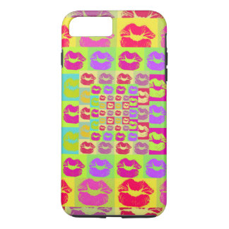 Sassy Lips POP Art iPhone 7 Plus Case