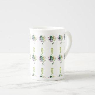 Sassy Musik fine bone china mug