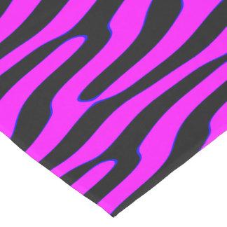 Sassy Pink Wild Animal Print Medium Table Runner