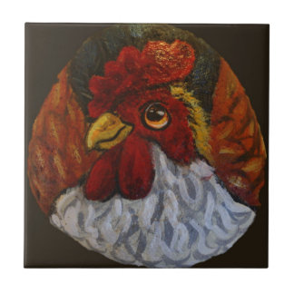 Sassy Rooster Tiles