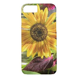 Sassy Sunflower iPhone 7 Case