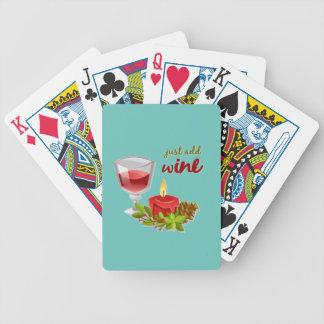 Sassy Thanksgiving Bicycle Playing Cards