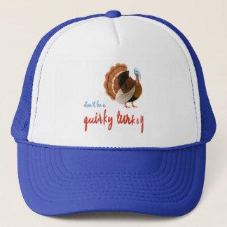Sassy Thanksgiving Trucker Hat