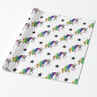 Sassy Unicorn Wrap