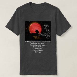 Sassy Vixen Publishing Exclusive Authors T-Shirt