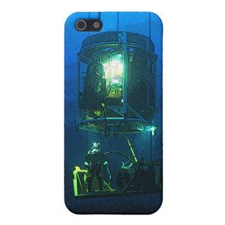 Sat Diver 1 iPhone Case