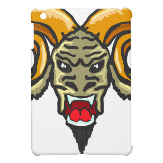 Satan Horned Beast Sketch Case For The iPad Mini