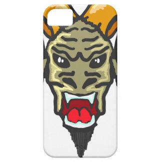 Satan Horned Beast Sketch iPhone 5 Covers