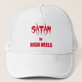 Satan in high heels | Funny quote Trucker Hat