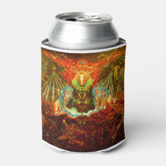 Satan inspiring the world can cooler