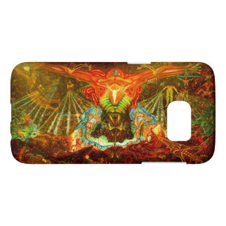 Satan inspiring the world samsung galaxy s7 case