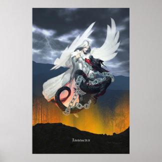 Satan s Doom Print