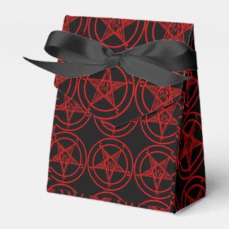 Satanic Baphomet Favor Box