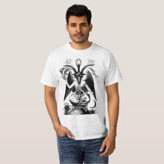 satanic baphomet shirt