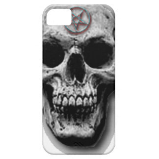 Satanic Evil Skull Design Case For The iPhone 5