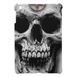 Satanic Evil Skull Design iPad Mini Case