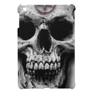 Satanic Evil Skull Design iPad Mini Cover