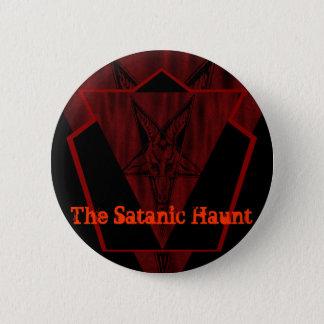 Satanic Haunt Button