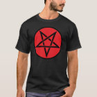 Satanic Pentagram T Shirt