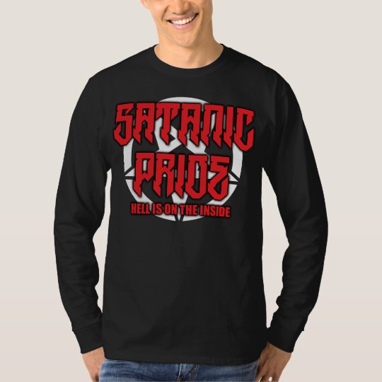Satanic Pride Long-Sleeve Shirt