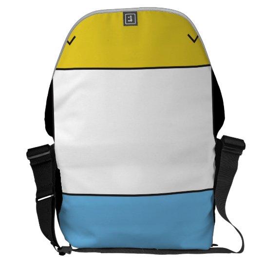 Satchel Rickshaw Messenger Homer Messenger Bag
