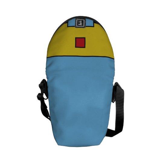 Satchel Rickshaw Messenger Maggie Messenger Bag