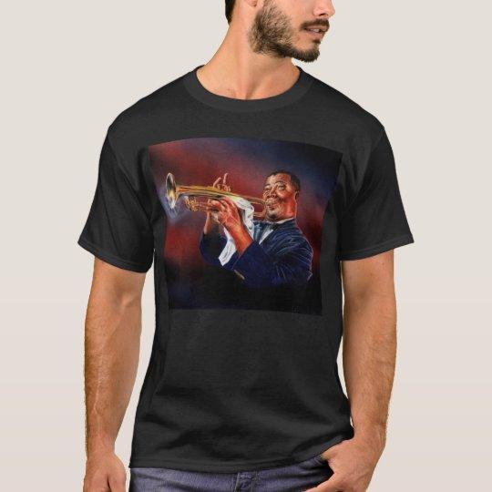 Satchmo Tshirt