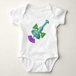 Satellite Baby Bodysuit