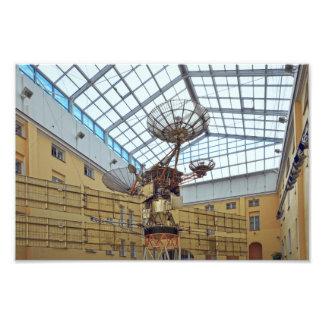 Satellite, Communications Museum, St. Petersburg Photo
