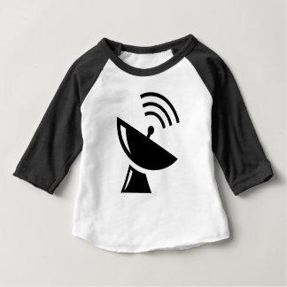 Satellite Dish Baby T-Shirt