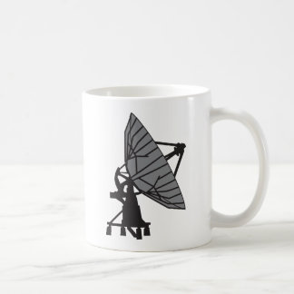 Satellite Dish Coffee Mug